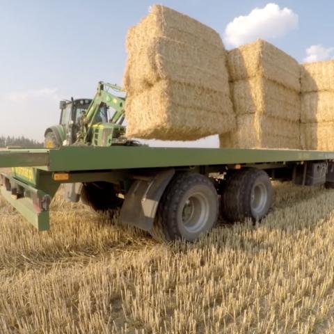 Reklamní video Agroslužby 3S